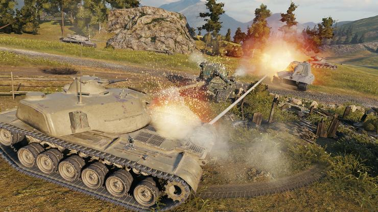 WOT 8,11 changements de matchmaking