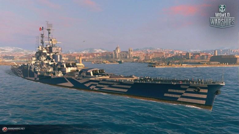 Jean Bart Battleship