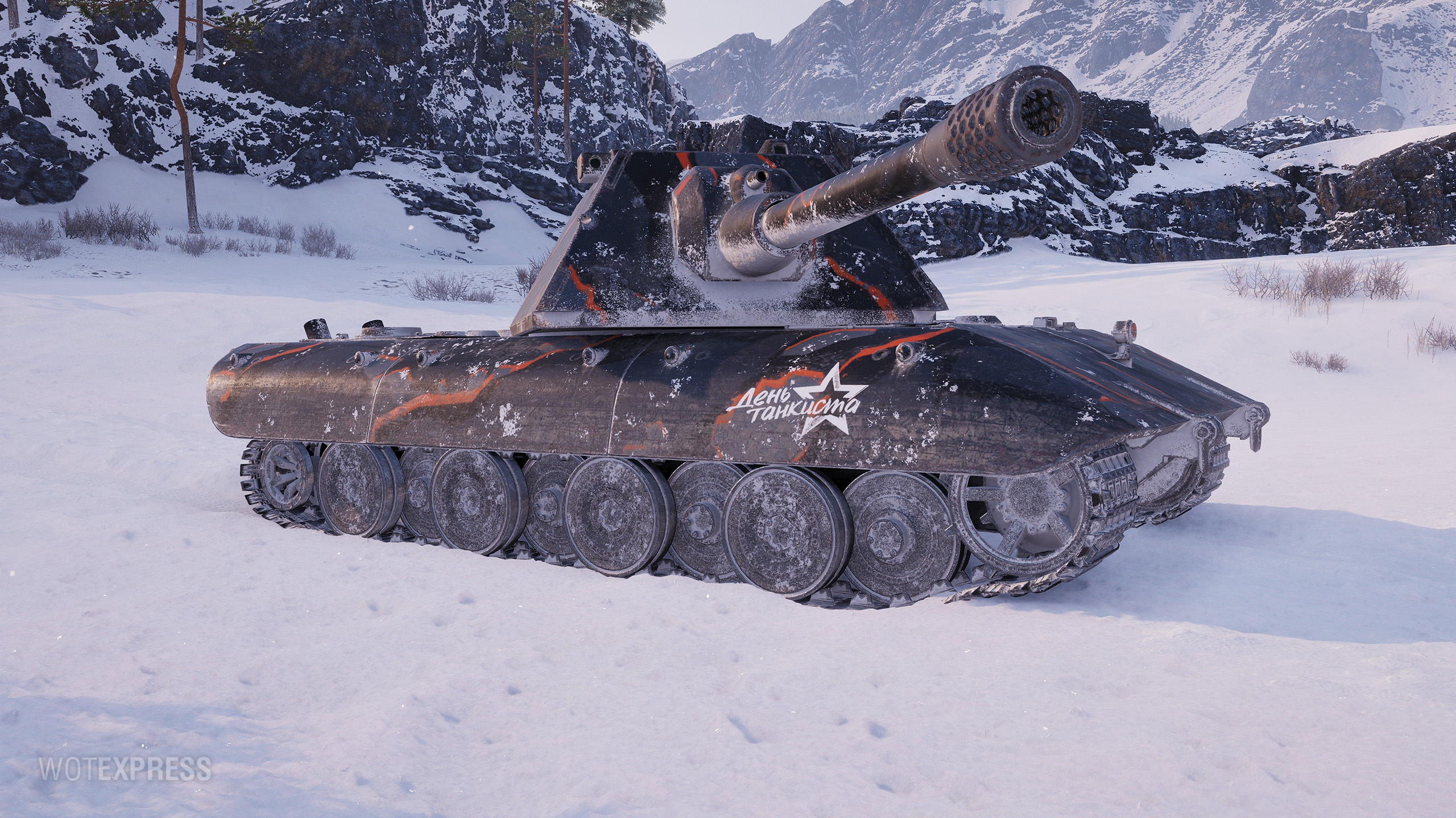 World of Tanks: New In-Game Styles