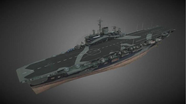 HMS Audacious