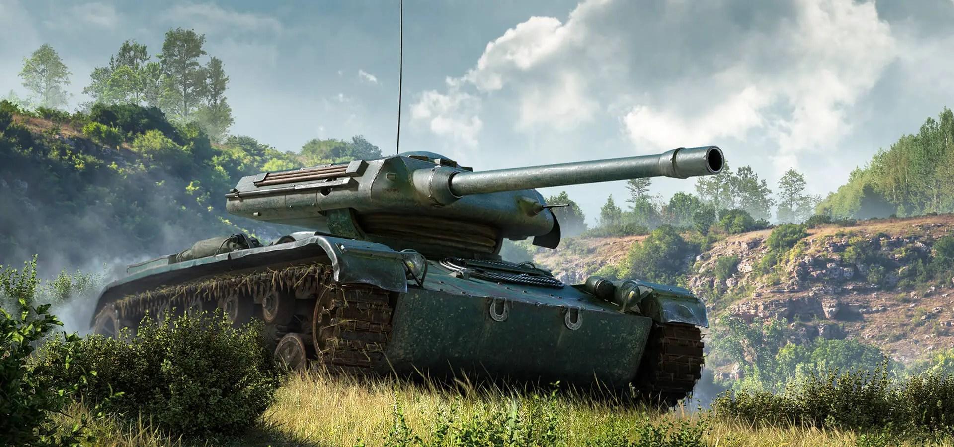 World of Tanks (EU): Pocket Tank is back!