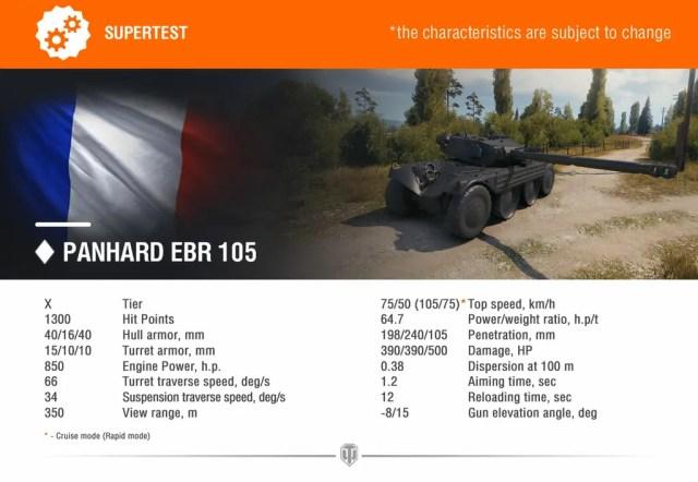 Panhard EBR 105