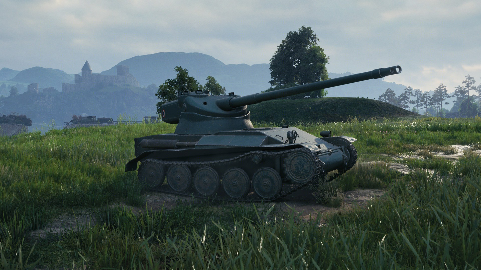 World of Tanks (EU): AMX 13 57 Available for a limited time!