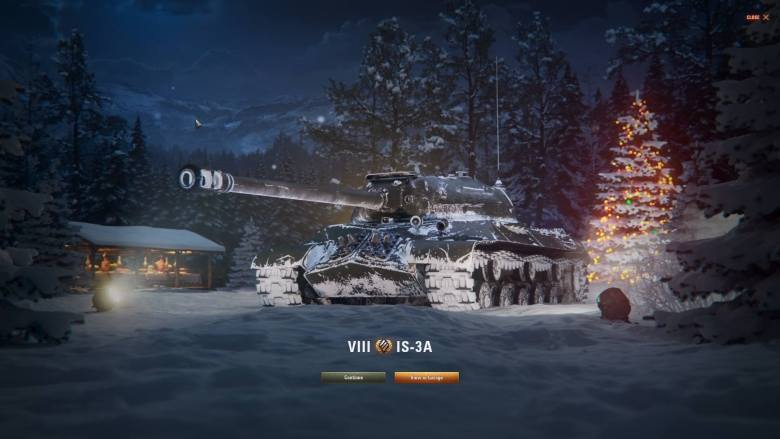 Holiday Ops 2019 IS-3A