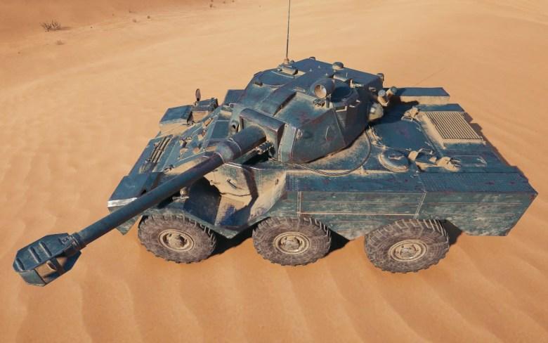 Panhard AML Lynx 6×6 (1)