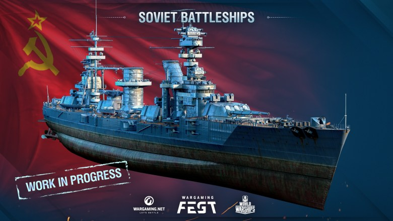 Wargaming Fest: British Aircraft Carriers, Soviet Battleships and more