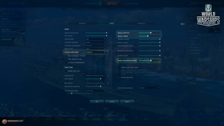 World of Warships: Update 0 8 1 British Squadrons and ST ships balancing