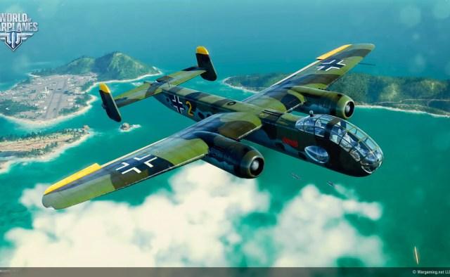 WOWP_ German_Bombers_Kreator_ju_288a_3