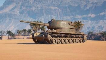 World of Tanks (NA): ISU-130 Early Access