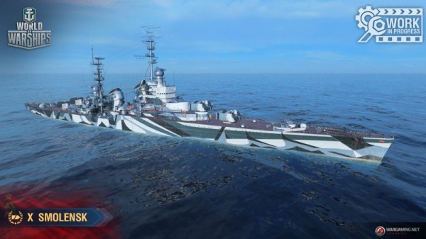 World of Warships: New ships, Soviet battleship arc, Nerf ...