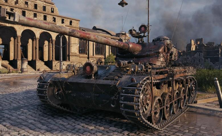AMX 13 90 Halloween (5)