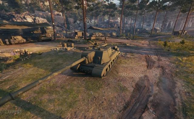 ISU-152K (2)