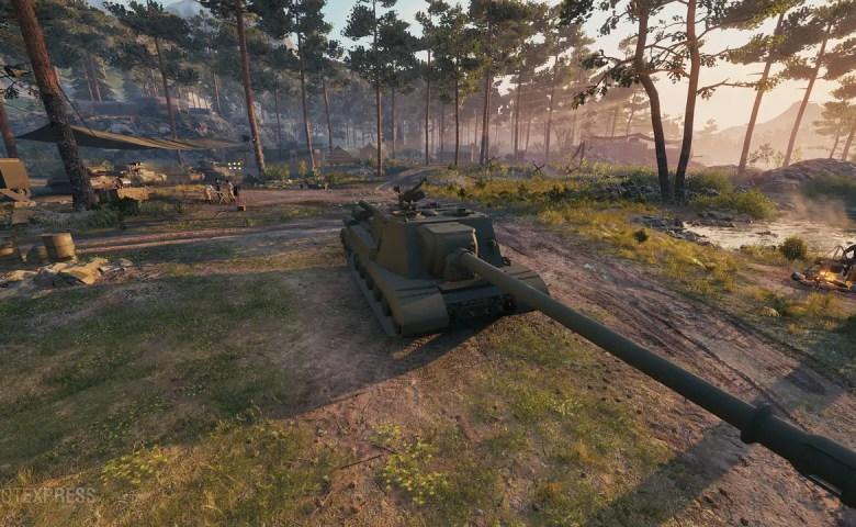 ISU-152K (3)