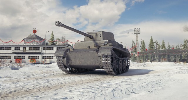World Of Tanks Calendar 2021 World of Tanks Holiday Ops 2021: Introducing Your Gift Tank