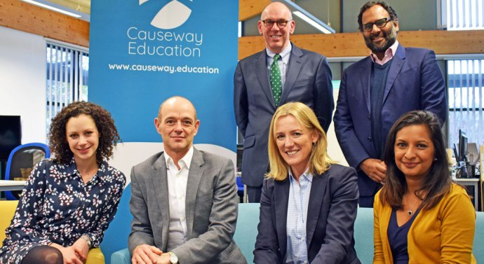 HE Access Network renamed Causeway Education in revamp
