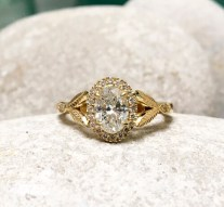 An engagement ring is one of life's most important purchases