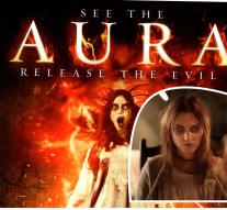 The poster for Brit horror flick AURA is here
