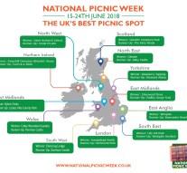 Meet the winners of National Picnic Week 2018