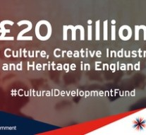 Arts Minister Michael Ellis launches £20 million fund for culture, heritage and the creative industries