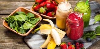 DELICIOUS SMOOTHIES TO SHED THE EXTRA POUNDS