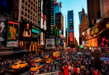 Times Square, Midtown, Manhattan, NYC