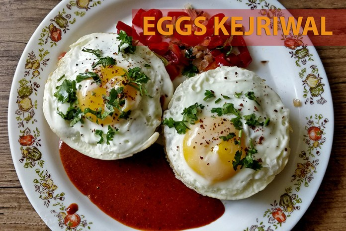 Break Fast - EGGS KEJRIVAL RECIPE