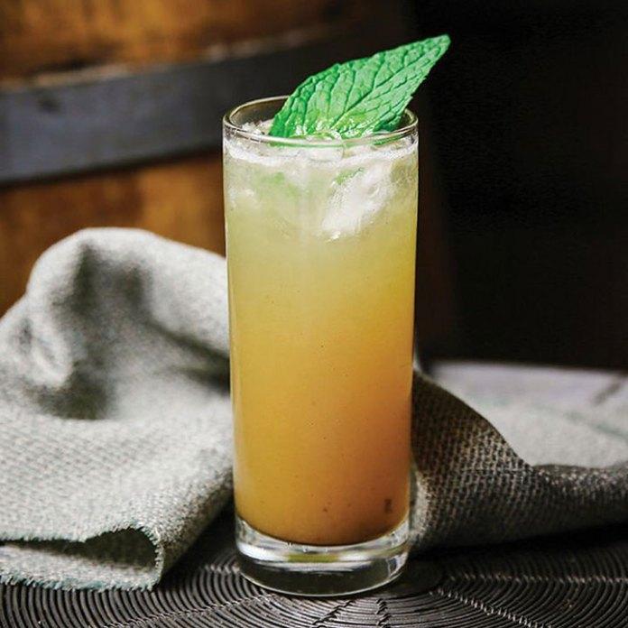 Litchi Ginger Cooler - Immunity Booster beverage