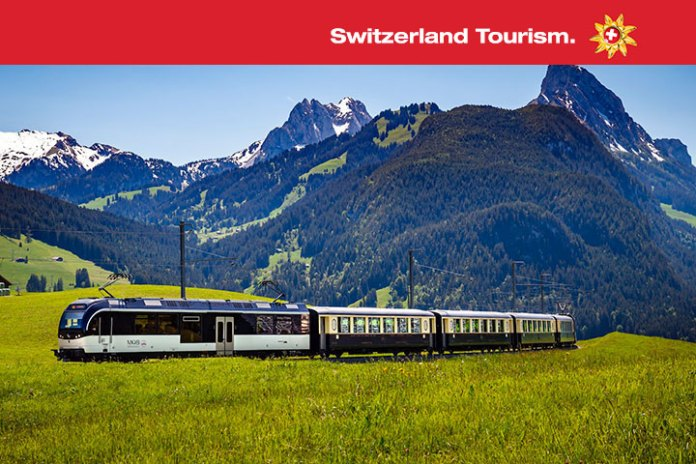 Family Vacay on your mind? Switzerland is what you need!