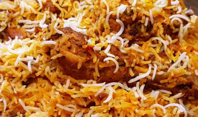 Hyderbadi Chicken Biriyani