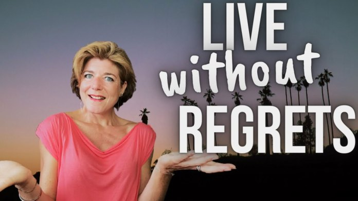Live Life Without Regrets. You need to Take the LEAP. | Rachel Smets