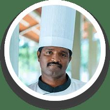 Thayanithy Sous Chef, Signature Club Resort