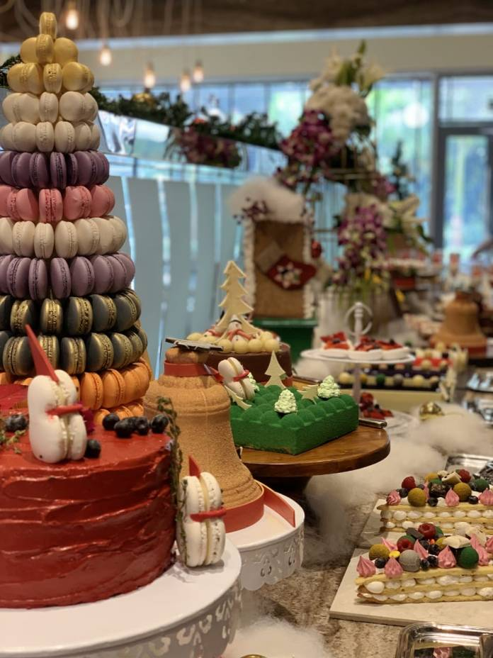 Indulge in Bengaluru's finest fare of Christmas Delicacy at LUSH