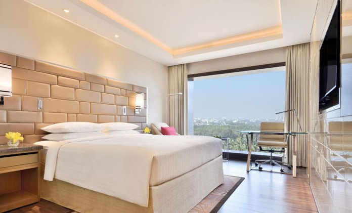 Make your Holi more Colorful at Courtyard by Marriott Bengaluru Hebbal