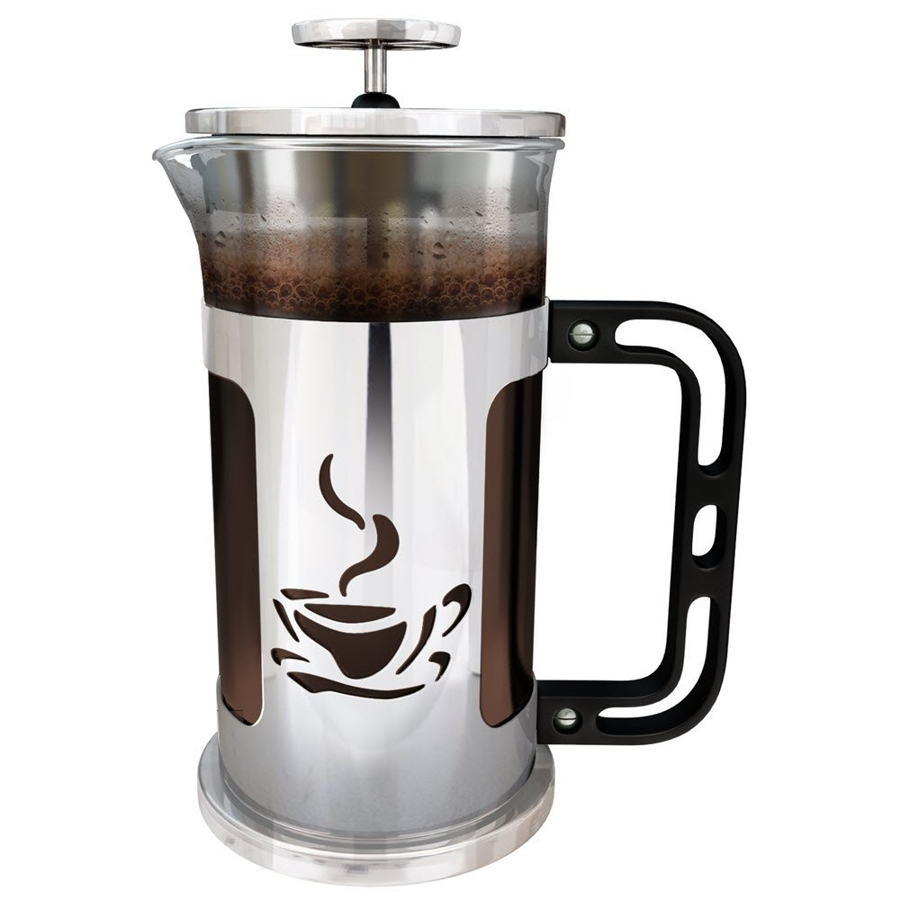 French Press Coffee Maker Tips : Save Money-25 Useful Everyday Tips (Part 1)-The Daily Change Jar