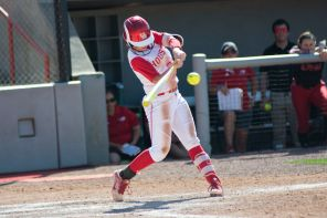 UH bounced back against neighboring Texas State with a 9-6 win. | Justin Cross/The Cougar