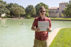 """I like it. I think it would be cool if they had the fountains where they shoot water every now and then. And like how they do in Las Vegas, know what I'm talking about? Do the pattern to the music, it would be cool,"" Michael Lemmon, a mechanical engineering freshman, said. 
