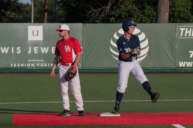 The Cougar pitching staff allowed 15 hits, including seven hits in the first inning alone. | Ajani Stewart/The Cougar