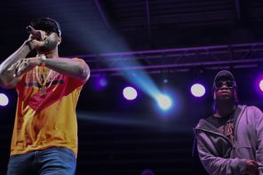 "Slim Thug and Mike Jones perform ""Still Tippin.'"" The song — released in 2005 — established Slim Thug and Jones as southern hip-hop superstars. 