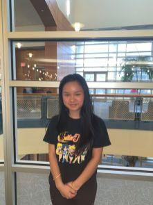 """(Students Unite) made their goals easy to understand,"" said education freshman Amber Nguyen.   McKenzie Misiaszek/The Cougar"
