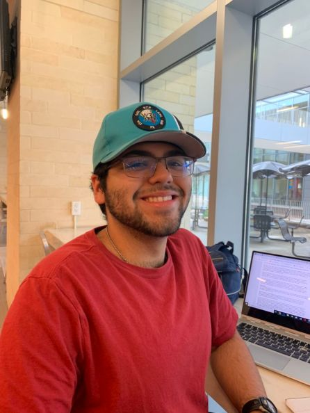 """""""I guess someone vomiting, they didn't want to leave. They were like 'I got to stay' and then they vomited,"""" said electrical engineering freshman John Fernandez. 
