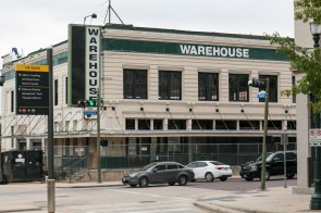 The Spaghetti Warehouse was flooded after Harvey and bought by another company last year. | Ian Everett/The Cougar
