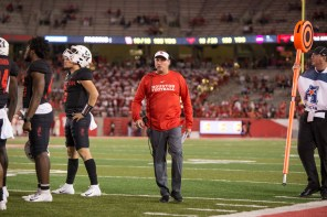 The loss was Dana Holgorsen's fifth as head coach of Houston. | Trevor Nolley/The Cougar