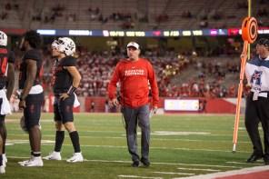 The loss was Dana Holgorsen's fifth as head coach of Houston. | Trevor Nolley/The Cougar