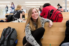 """""""I'm going to a lingerie party with my boyfriend. My boyfriend and I switch off every year who does Valentine's Day, and so last year I did it,"""" environmental sciences/geosciences senior Savannah Finger said. """"This year he was like, we're gonna do this! I think it'll be fun ... I've never done anything like that before."""""""