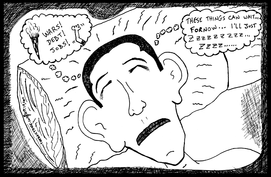president obama political cartoon president obama editorial comic strip caricature by laughzilla for the daily dose