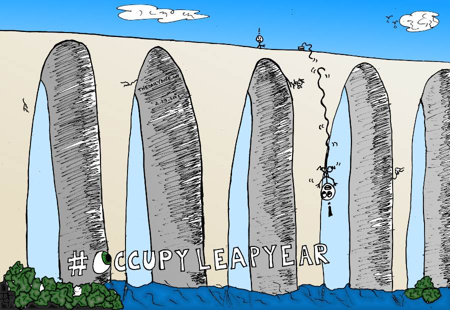 Occupy Leap Year