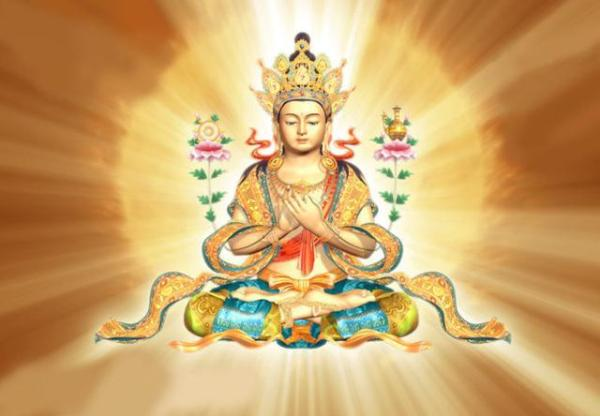 How Maitreya Bodhisattva Gave Rose To The Aspiration To Be Born In Amitābha Buddha's Pure Land 弥勒菩萨如何发愿往生阿弥陀佛的净土