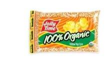 jolly time organic popcorn