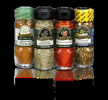 mccormick organic spices