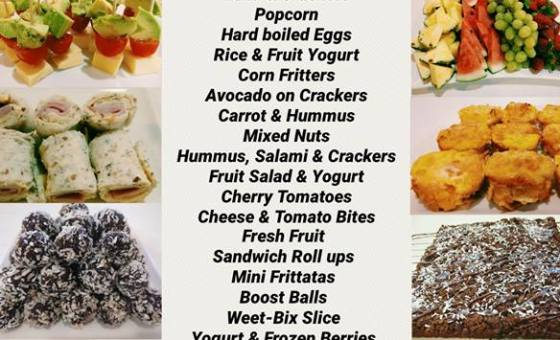 snack ideas for kids